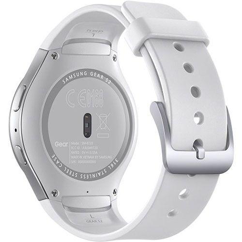 Смарт часы Samsung Galaxy Gear S2 (SM-R7200ZWASEK) White - 3
