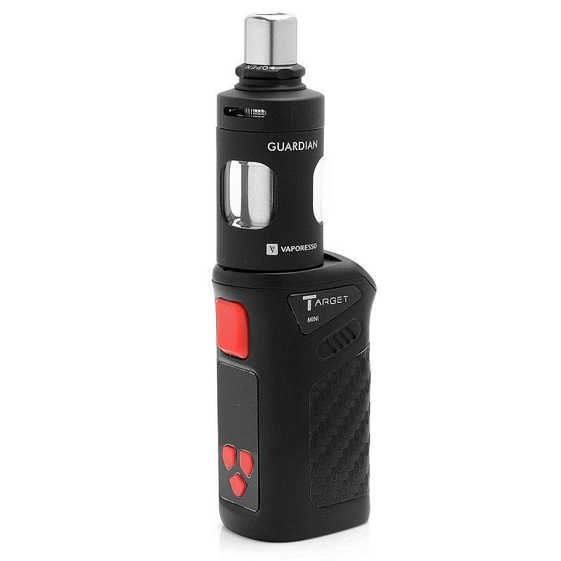 Стартовый набор Vaporesso Target Mini Kit Black (VTRGMINIBK)  - 4