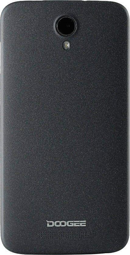 Мобильный телефон Doogee Valencia 2 Y100 Plus Black - 2