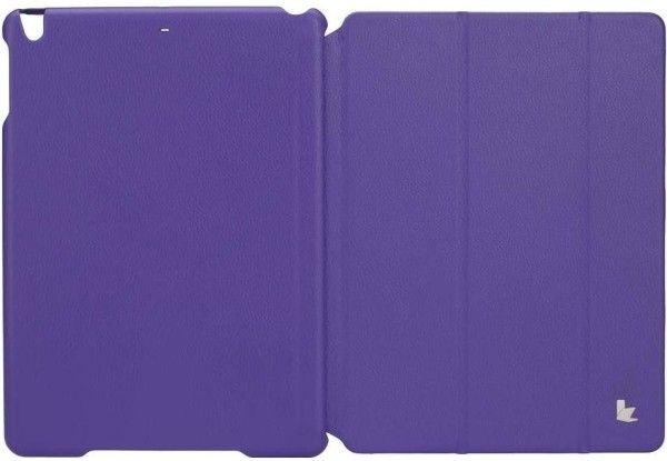 Чехол-книжка для iPad Jison Case Executive Smart Cover for iPad Air/Air 2 Purple (JS-ID5-01H50) - 1