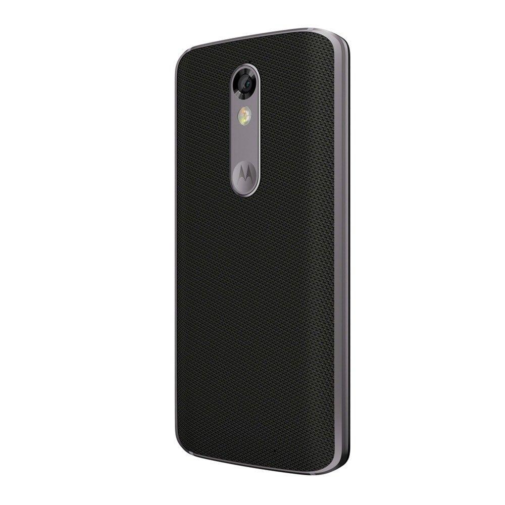 Мобильный телефон Motorola Moto X Force (XT1580) 32GB SS Black - 4