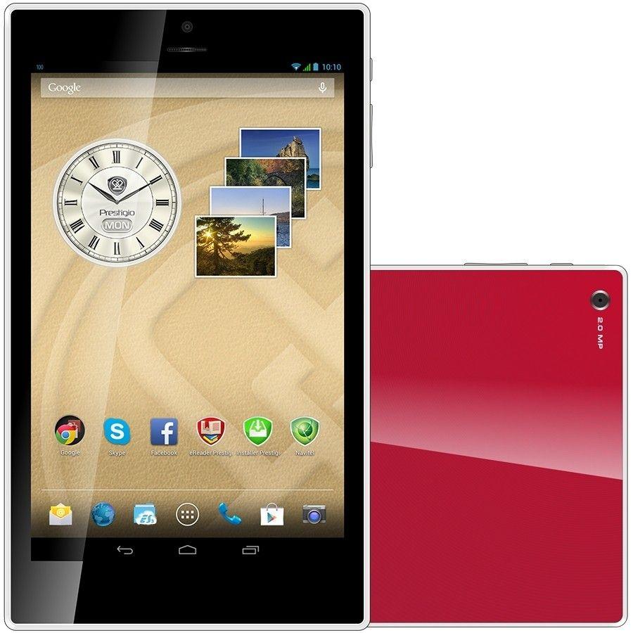 Планшет Prestigio MultiPad Color 8.0 3G Red (PMT5887_3G_D_RD) - 2