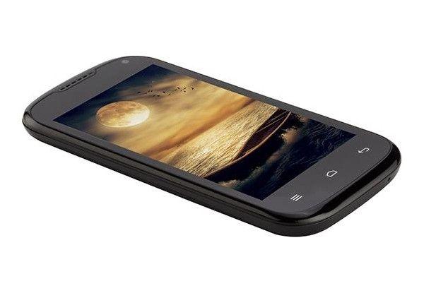 Мобильный телефон Nomi i401 Colt Black - 2
