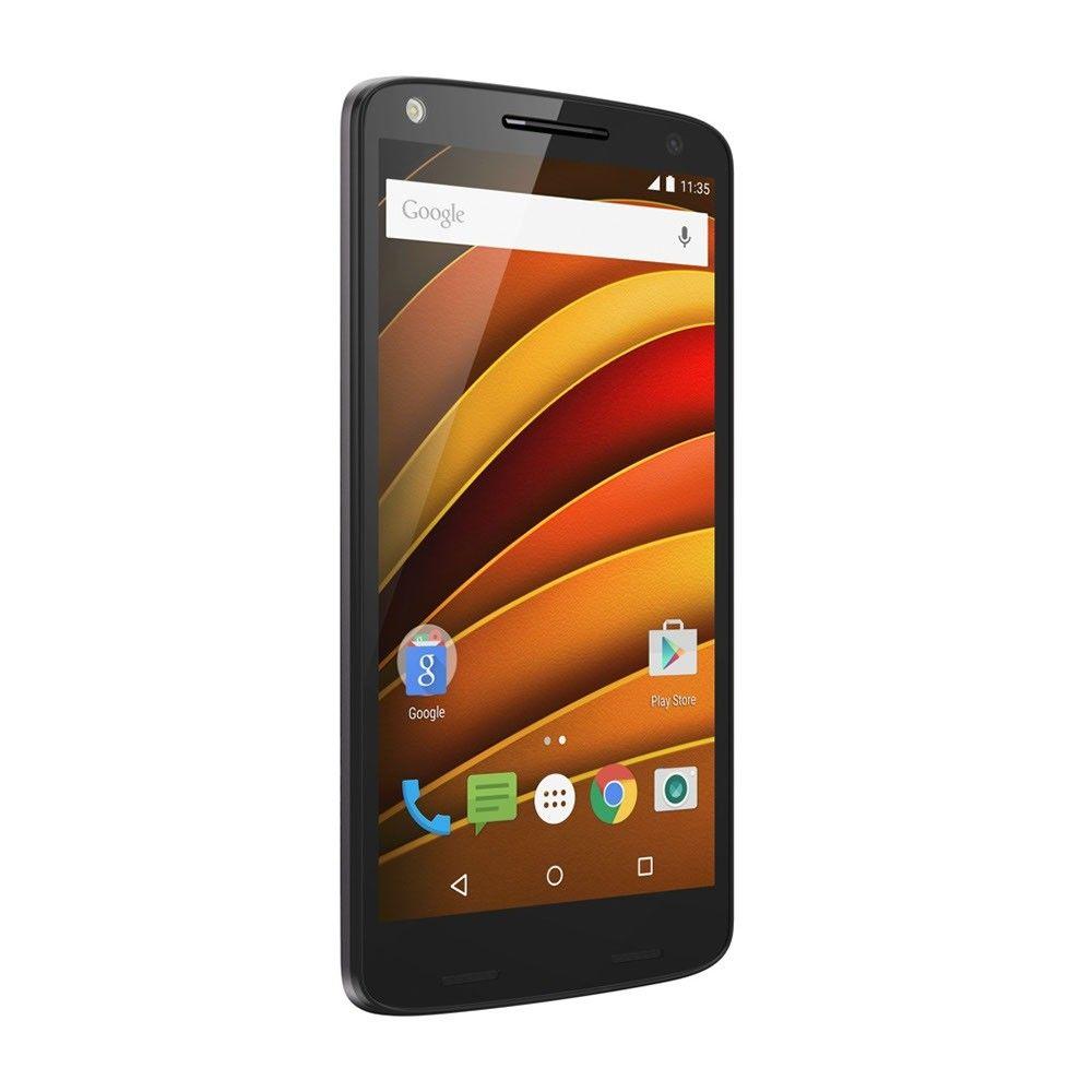 Мобильный телефон Motorola Moto X Force (XT1580) 32GB SS Black - 3