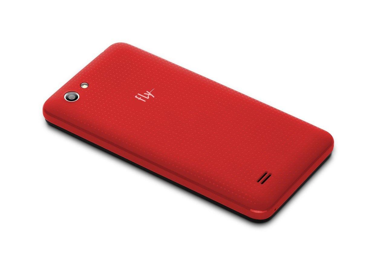 Мобильный телефон Fly FS405 Stratus 4 Red - 5