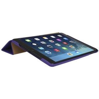 Чехол-книжка для iPad Jison Case Executive Smart Cover for iPad Air/Air 2 Purple (JS-ID5-01H50) - 3