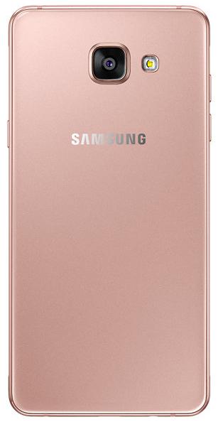 Мобильный телефон Samsung Galaxy A5 2016 Duos SM-A510 16Gb (SM-A510FEDDSEK) Pink Gold - 1