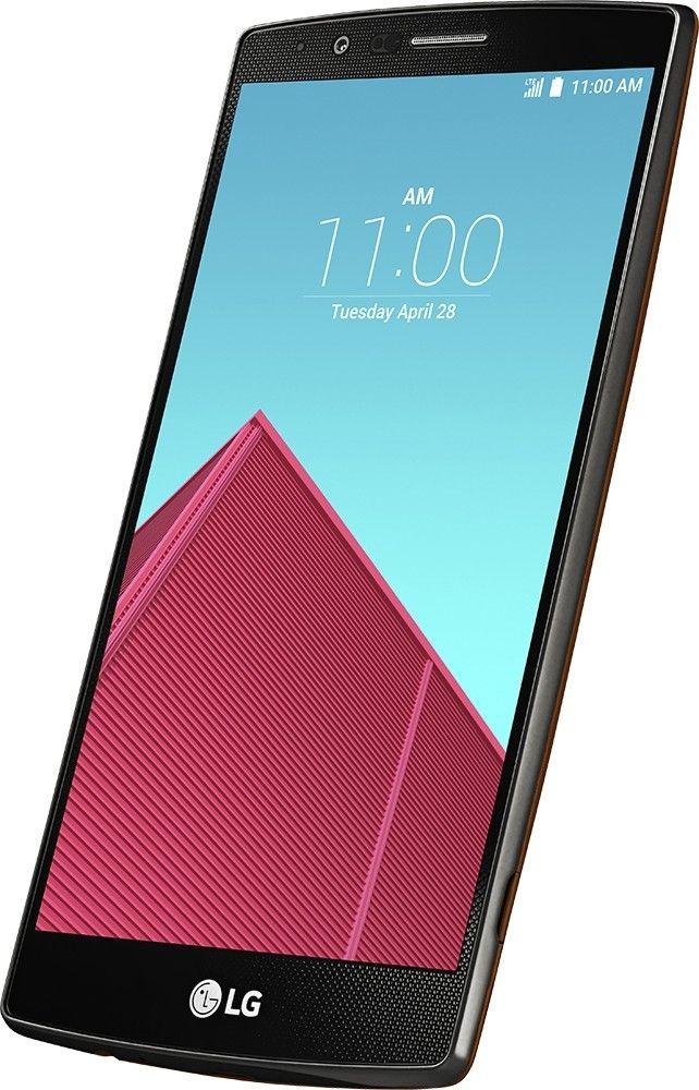 Мобильный телефон LG H818 G4 Leather Brown - 7