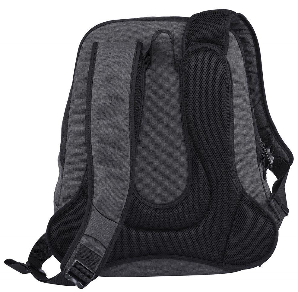 """Рюкзак для ноутбука 2E 16"""" (2E-BPN65007DG) Dark Grey от Територія твоєї техніки - 2"""