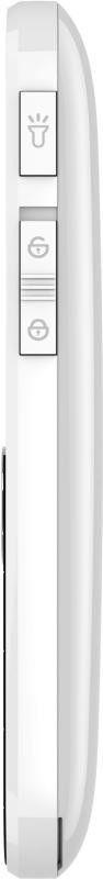 Мобильный телефон Alcatel One Touch 2004G White - 3