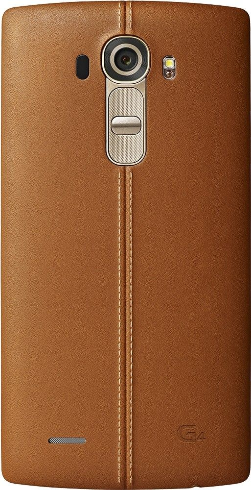 Мобильный телефон LG H818 G4 Leather Brown - 1