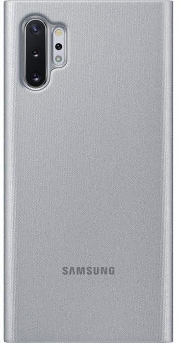 Чехол-книжка Samsung Clear View Cover для Samsung Galaxy Note 10 Plus (EF-ZN975CSEGRU) Silver от Територія твоєї техніки - 2