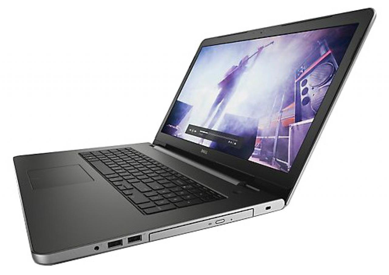 Ноутбук Dell Inspiron 5759 (I577810DDW-46) Black-Silver - 1
