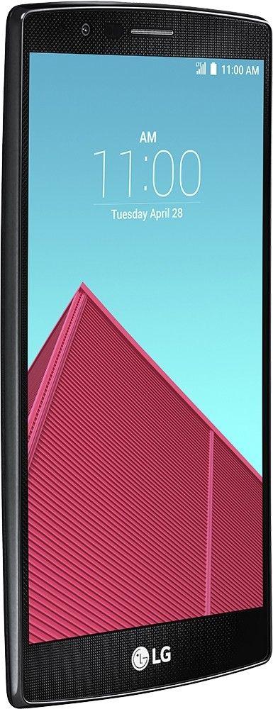 Мобильный телефон LG H818 G4 Leather Black - 4