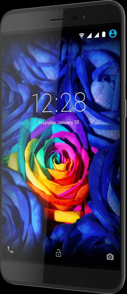Мобильный телефон Coolpad Porto S Dark Gray - 1