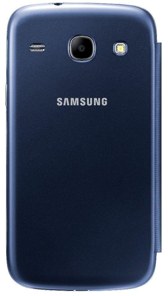 Чехол Samsung для Galaxy Core I8262 Blue (EF-FI826BLEGWW) - 1