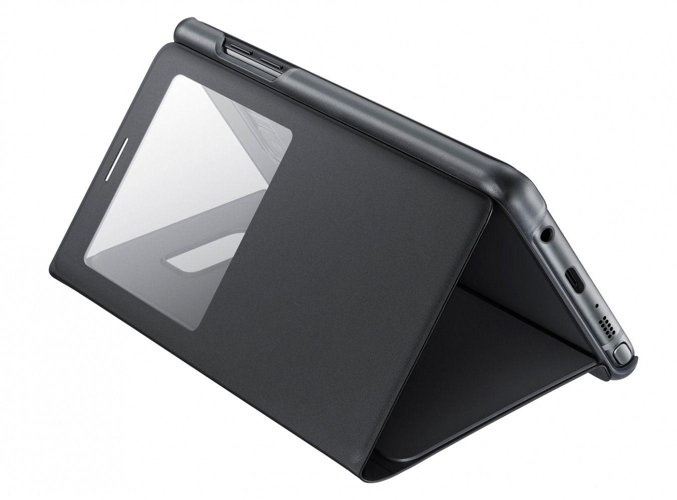 Чехол Samsung S View Cover для Samsung Galaxy Note 7 Black (EF-CN930PBEGRU) - 5
