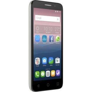 Мобильный телефон Alcatel One Touch Pop 3 5015D Dual SIM Silver - 2