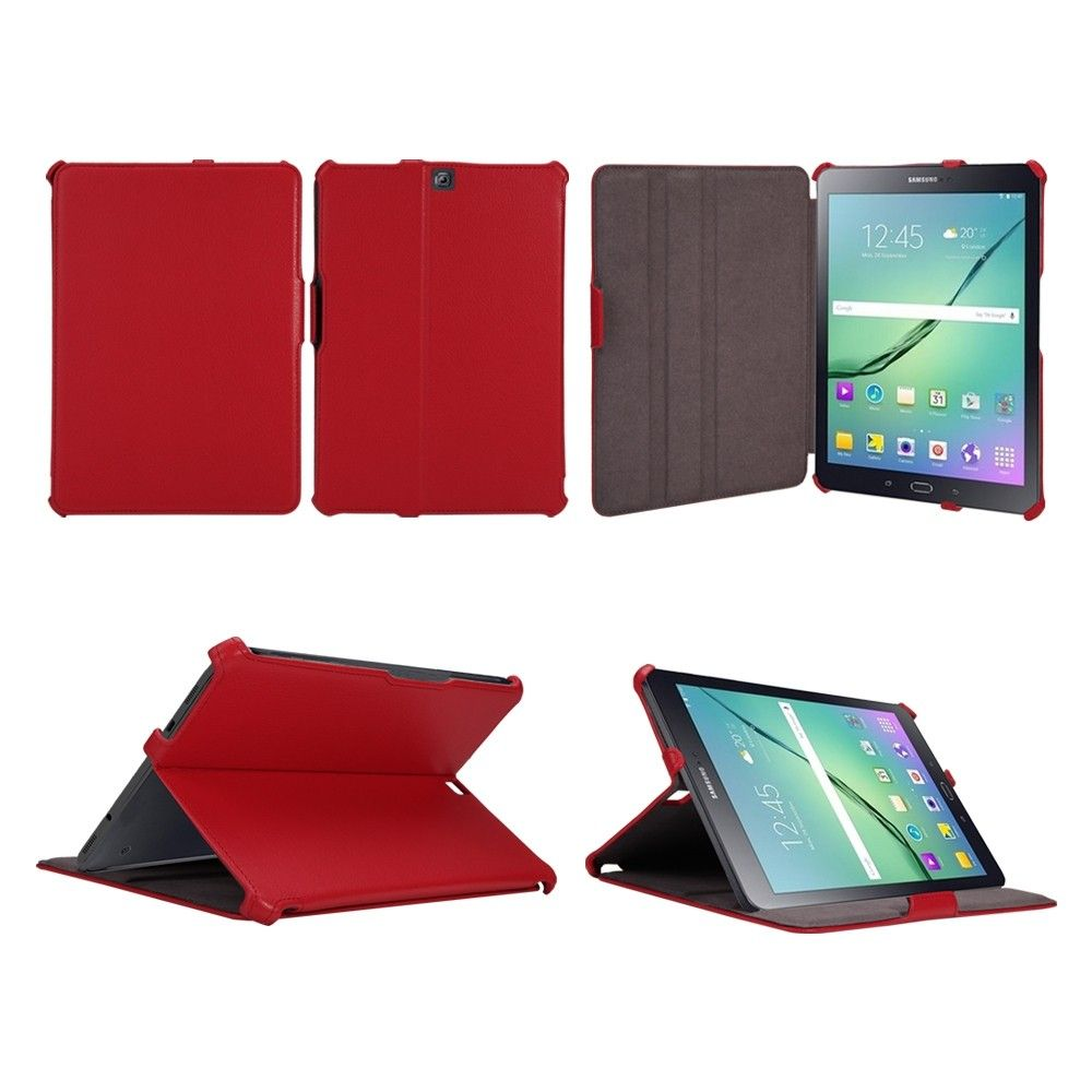 Обложка AIRON Premium для Samsung Galaxy Tab S 2 9.7 Red - 7