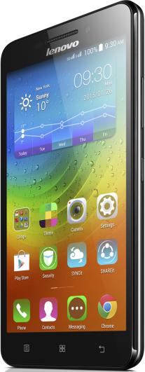 Мобильный телефон Lenovo A5000 Black - 4