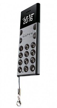 Мобильный телефон ELARI NanoPhone Gray (LR-NP-GR) - 3