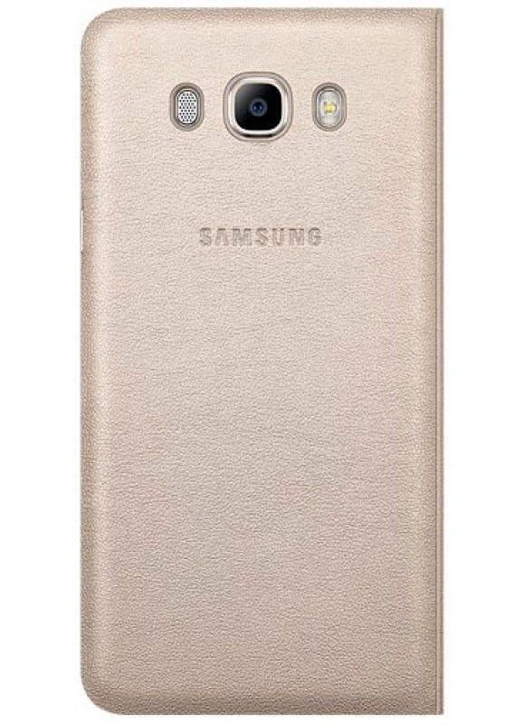 Чехол-книжка для Samsung Galaxy J5 Gold (EF-WJ510PFEGRU) - 2