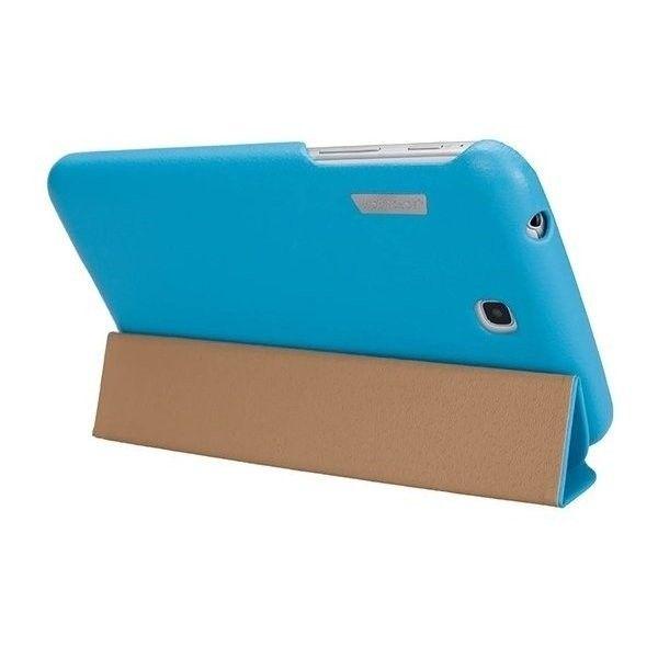 Чехол-книжка Jison Premium Leatherette Smart Case (JS-S21-03H40) Blue for Galaxy Tab 3 7.0 (P3200) - 2