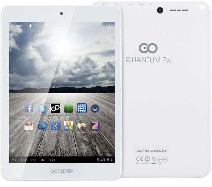 Планшет GoClever QUANTUM 785 White - 2