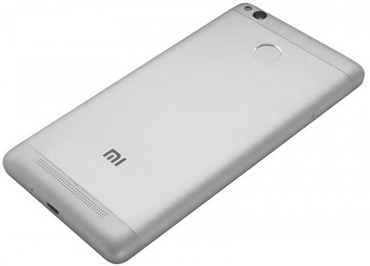 Мобильный телефон Xiaomi Redmi 3S Pro 32Gb (Grey) - 4
