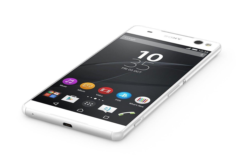 Мобильный телефон Sony Xperia C5 Ultra E5533 White - 1
