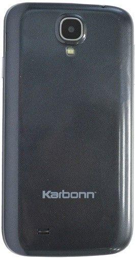 Мобильный телефон Karbonn KS606+ Black - 1