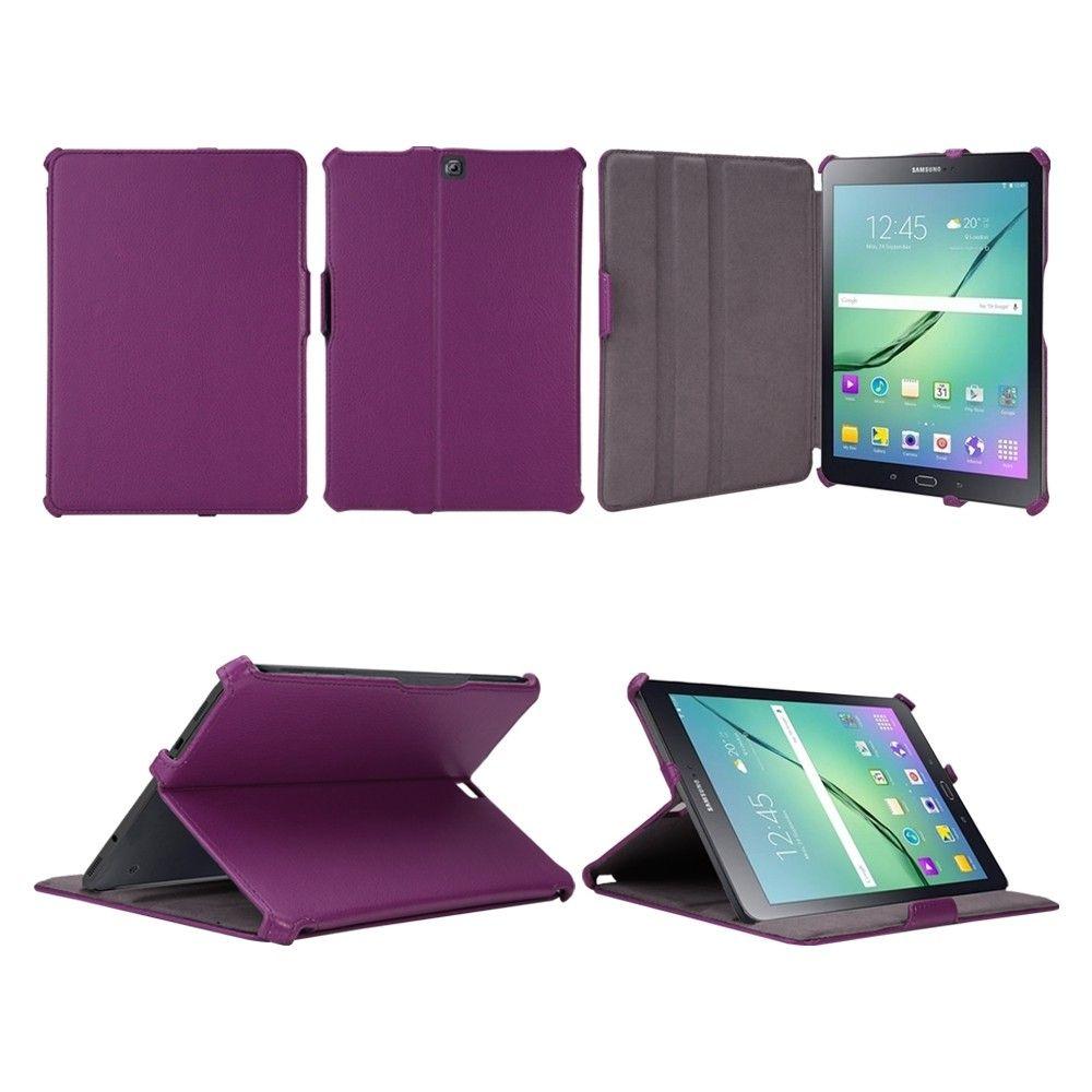Обложка AIRON Premium для Samsung Galaxy Tab S 2 9.7 Purple - 7