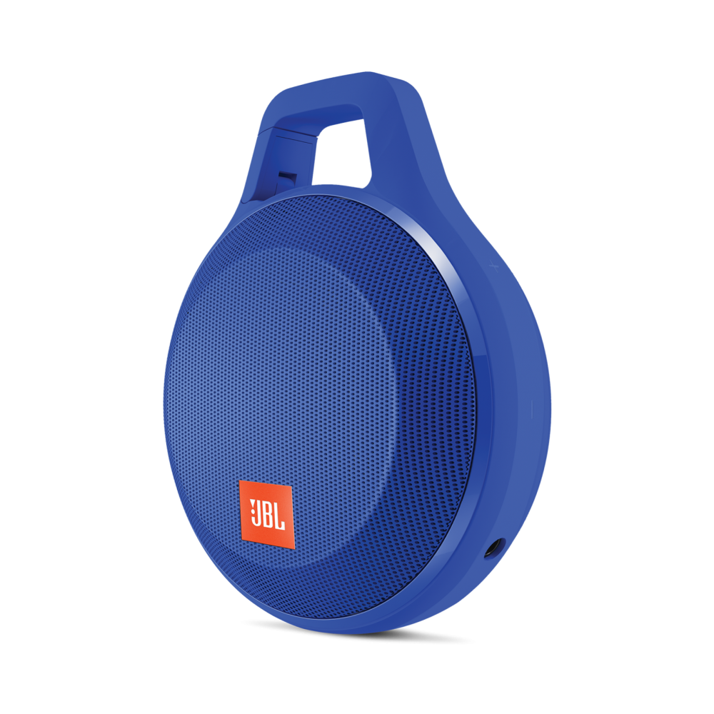 Портативная акустика JBL Clip+ Blue (CLIPPLUSBLU) - 2