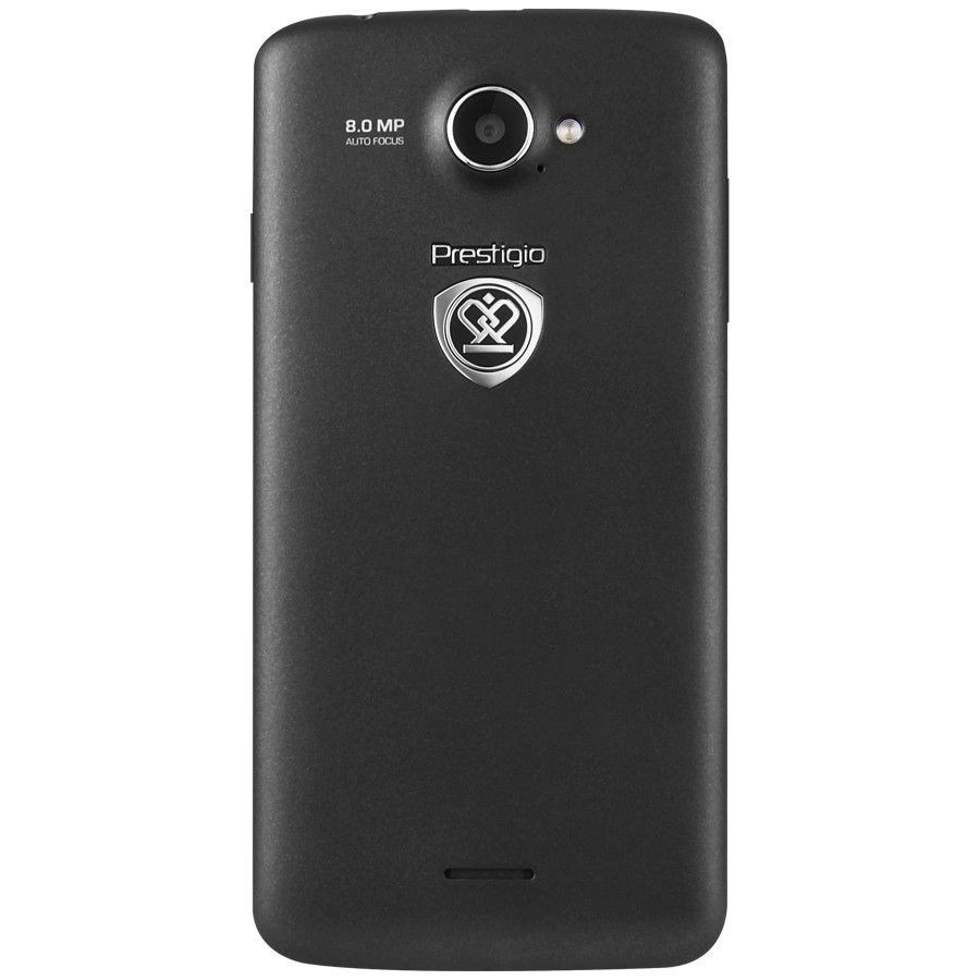 Мобильный телефон Prestigio MultiPhone 5507 Duo Black - 1