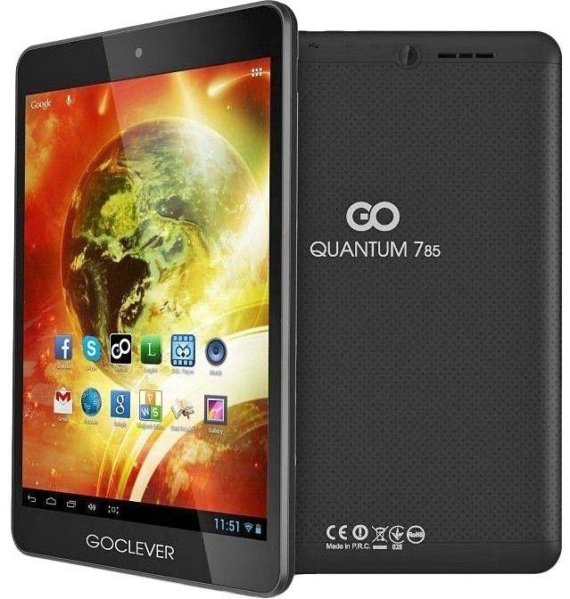 Планшет GoClever QUANTUM 785 Black - 2