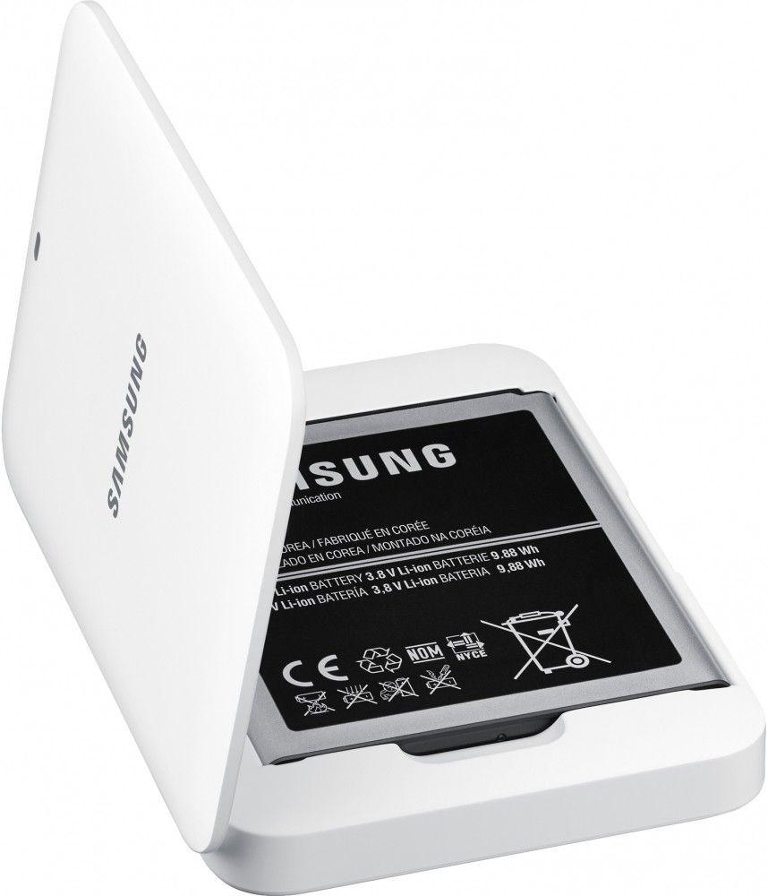Сетевое зарядное устройство для аккумулятора Samsung EB-K600BEWEGWW - 1