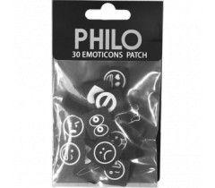 Мини-липучки GoPhilo Expansion Pack Patch Emoticon Case (PH013EM)  (8055002390774) - 1