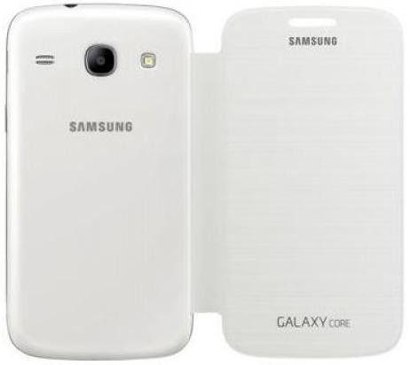Чехол Samsung для Galaxy Core I8262 White (EF-FI826BWEGWW) - 2