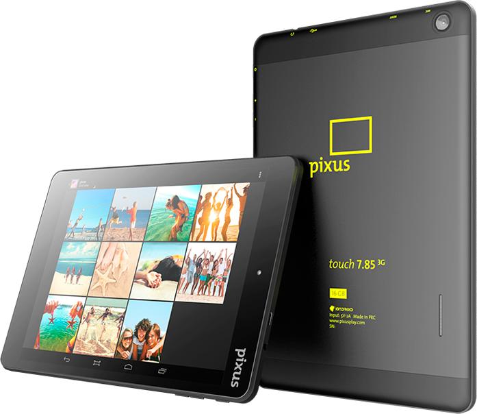 Планшет Pixus Touch 7.85 3G - 3