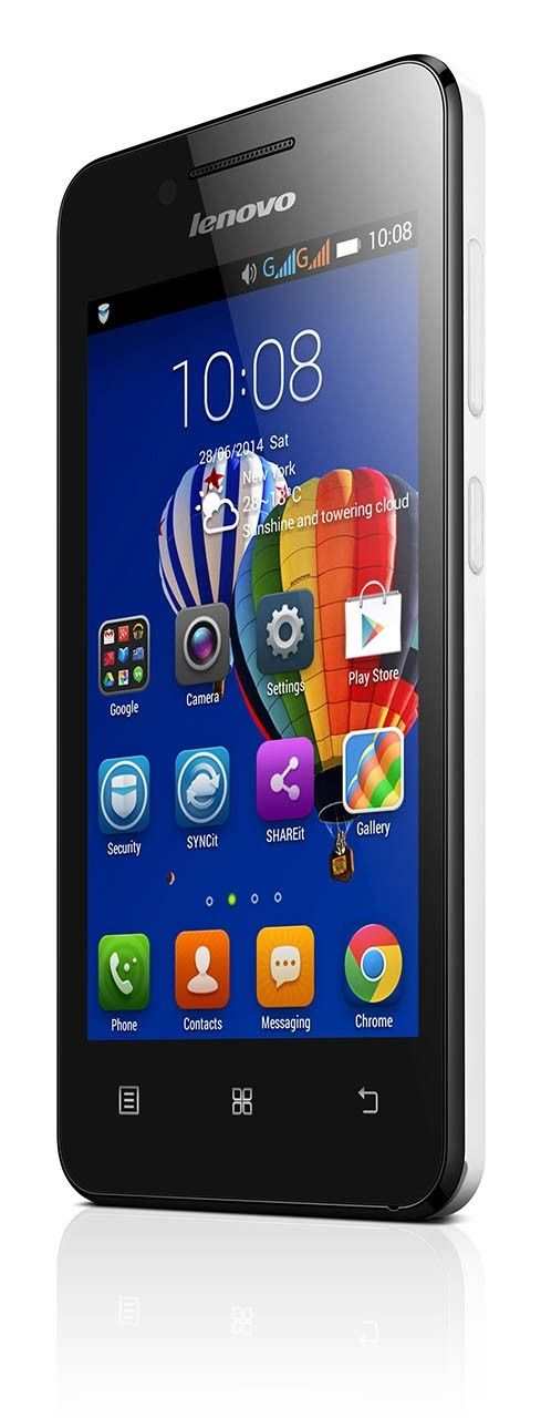 Мобильный телефон Lenovo A319 White - 3