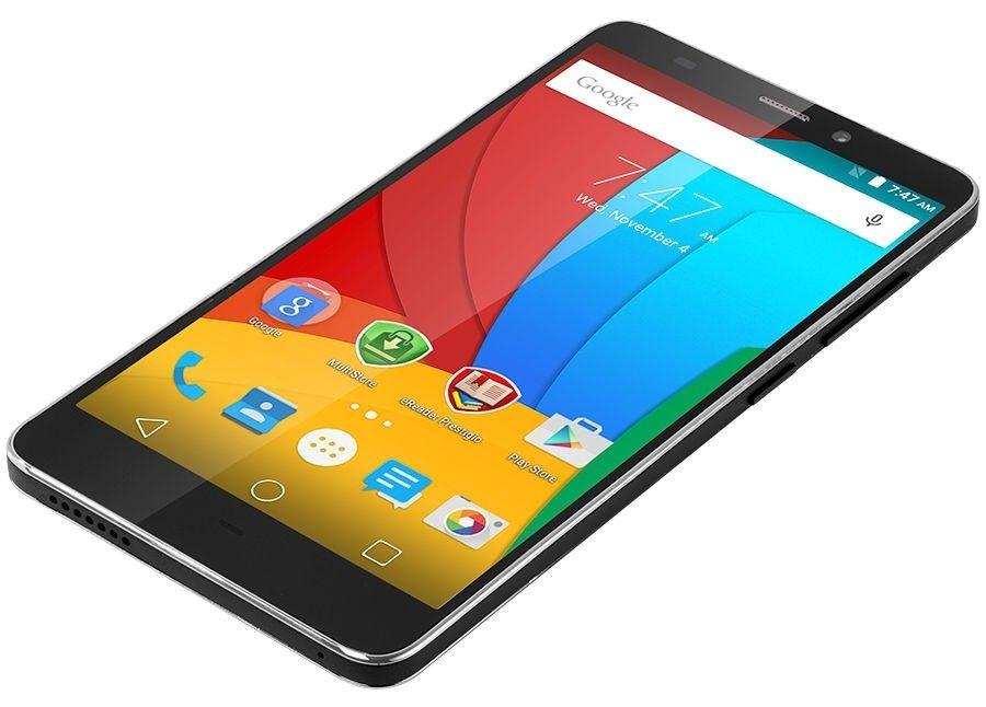 Мобильный телефон Prestigio MultiPhone Grace S5 LTE 5551 Duo Black - 3