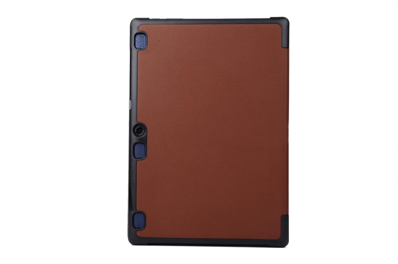 Обложка AIRON Premium для Lenovo Tab 2 A10 Brown - 4