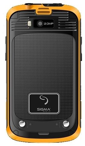 Мобильный телефон Sigma mobile X-treme PQ11 Yellow-Black - 1