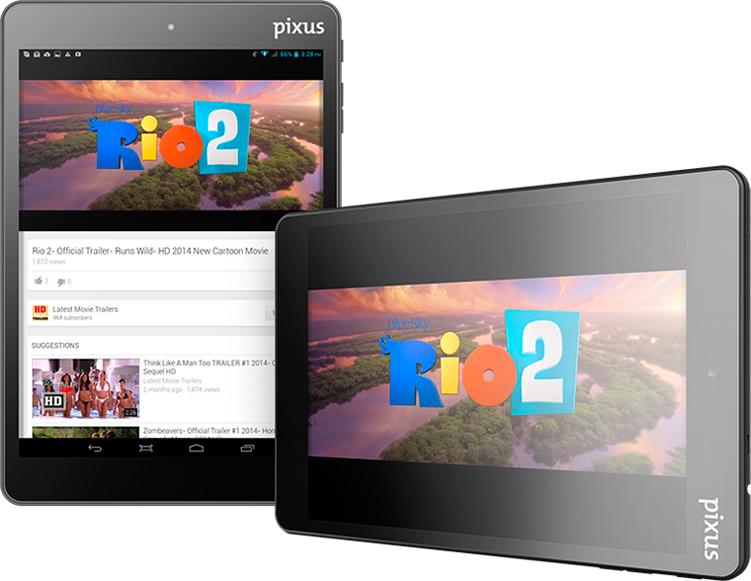 Планшет Pixus Touch 7.85 3G - 5