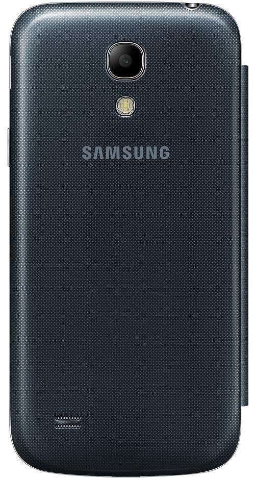 Чехол Samsung для Galaxy S4 Mini S View Case Black (EF-CI919BBEGWW) - 1