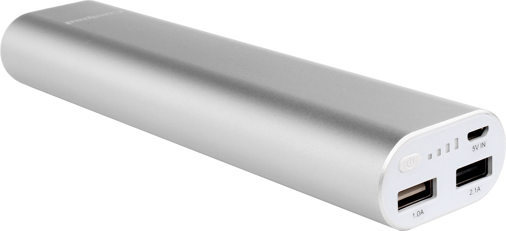 Портативная батарея Coolpad Big Boy Silver - 3