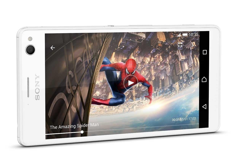 Мобильный телефон Sony Xperia C4 Dual E5333 White - 2