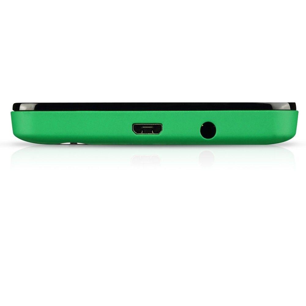 Мобильный телефон Prestigio Wize P3 3508 DUO Green - 3