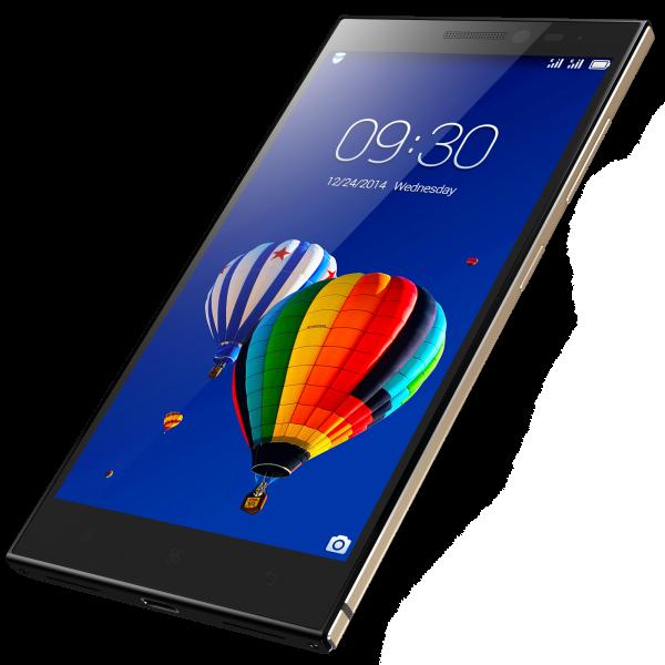 Мобильный телефон Lenovo Vibe Z2 Gold - 2