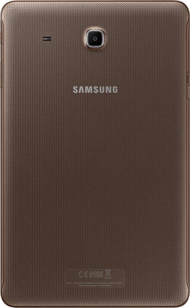 "Планшет Samsung Galaxy Tab E 9.6"" 3G Gold Brown (SM-T561NZNASEK) - 1"